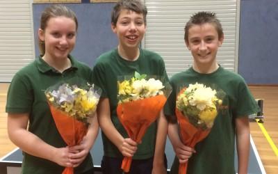 Team 2 junioren kampioen