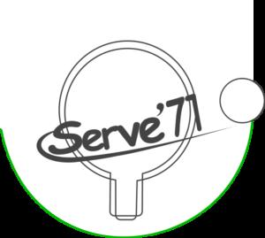 Tafeltennisvereniging Serve'71