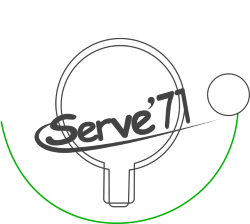 Tafeltennisvereniging Serve'71